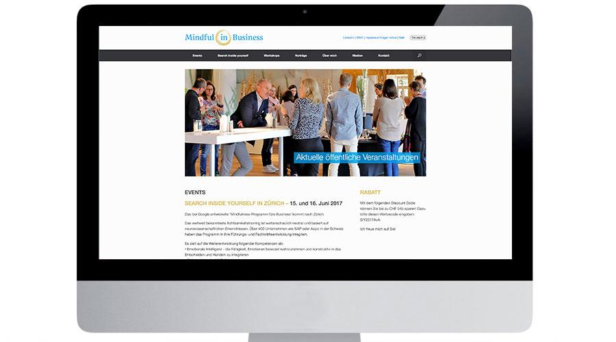 mindful-in-business.ch Screenshot